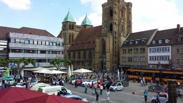 Zwischenstopp Heilbronn