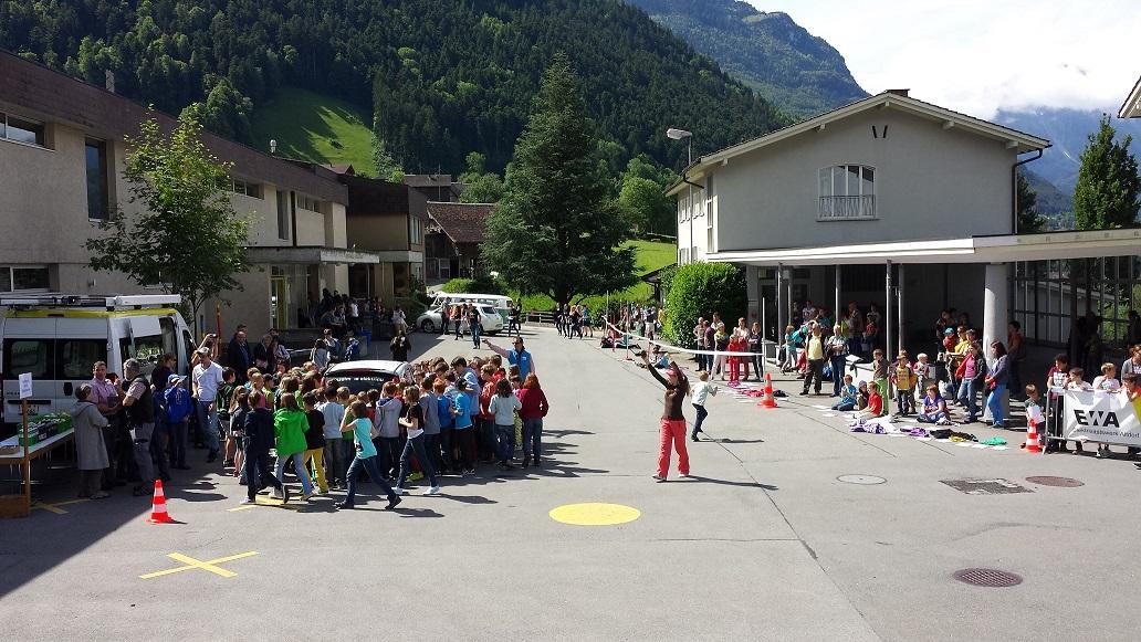 Schule in Bürglen