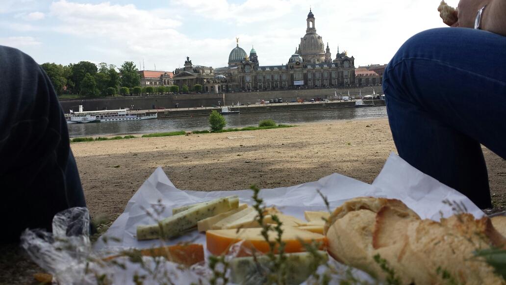 Anfahrt zur Weltrekordparade führt über Dresden