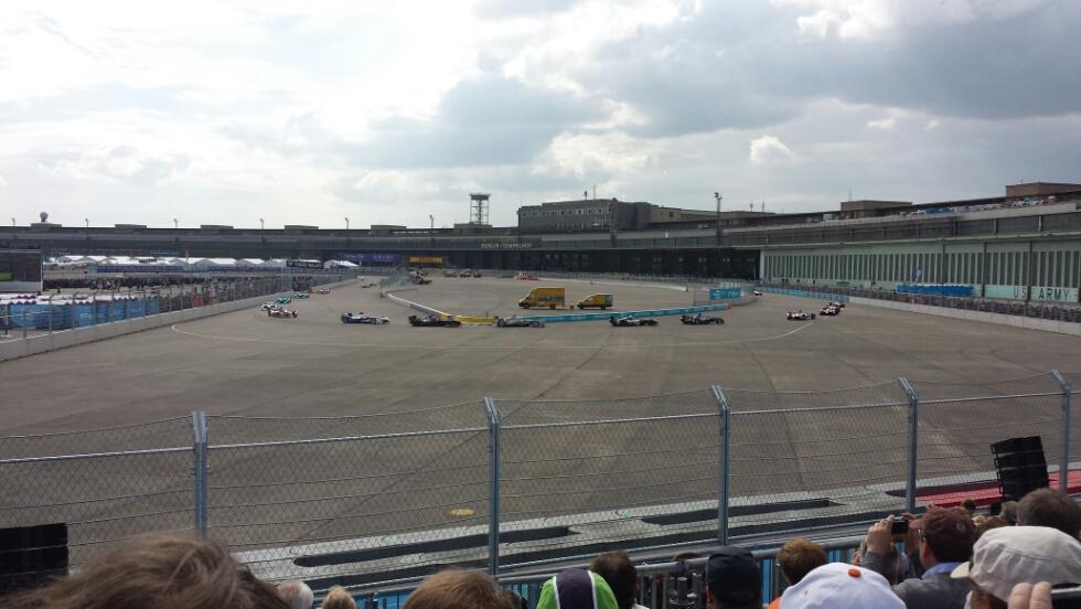 Formel E Berlin Tempelhof