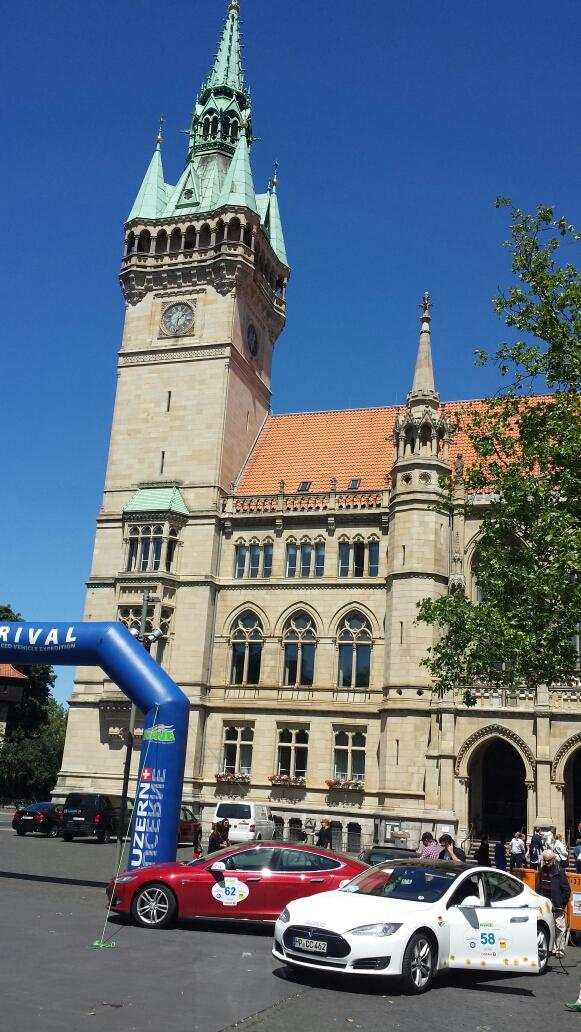 Hallo Braunschweig, man ist das schön hier