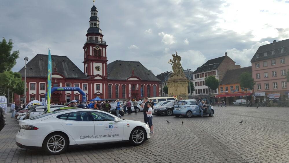 Mannheim Marktplatz