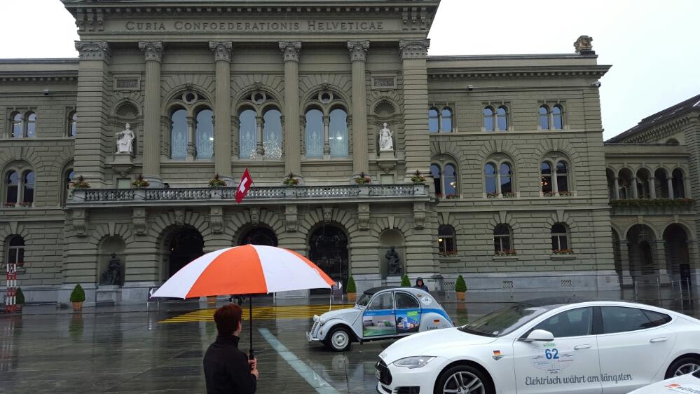 Bern Bundeshausplatz