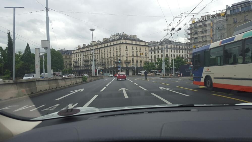 Genf, wir sind da!